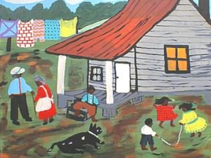 Country House by Bernice Sims (1926-2014)