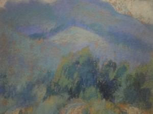Grandfather Mountain by Mabel Pugh