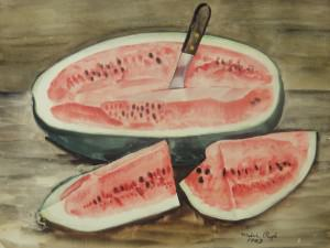 Watermelon by Mabel Pugh
