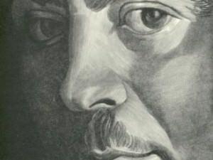 Self Portrait by Bernard Brussel-Smith