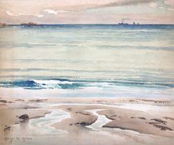 Receding Tide by Harry DeMaine