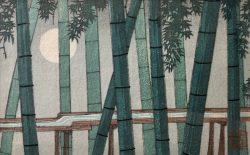 Bamboo by Yuichi Kikuchi Tomokazu (1912-1993)
