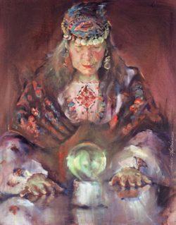 Medium by Linda Hutchinson