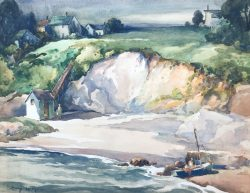 Sunny Sands by Harry De Maine (1880-1952)