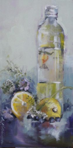 August Limoncello by Linda Hutchinson