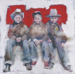 Posse by Linda Hutchinson