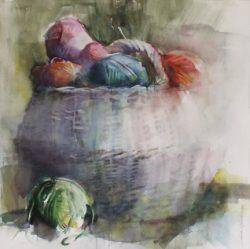 I Dream of Wool by Linda Hutchinson