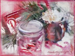 Ode to Peppermint by Linda Hutchinson