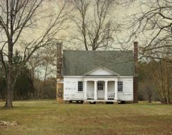 A Little Greek Revival Cottage by Watson  Brown