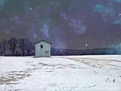 A Silent Night in Carolina by Watson  Brown