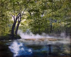 Orange County, Creek Spring by Addison (Painter)
