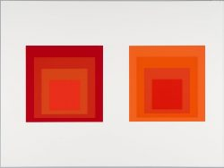 Untitled, from Formulation Articulation Portfolio by Josef Albers (1888-1976)