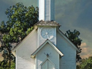 All Saints in the Flatlands by Watson  Brown