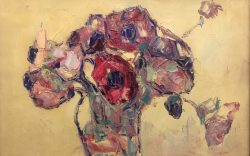 Anemones by Wladimir  Terlikowski