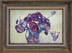 Anemones  by Wladimir de (Wlodzimierz)  Terlikowski