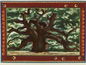 Angel Oak by Robin Hanes