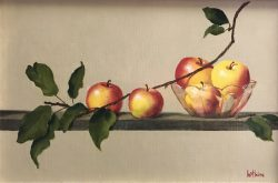 Apples by Bert Beirne