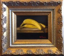 Two Bananas by Bert Beirne