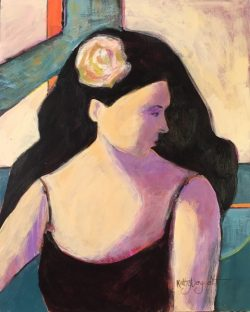 Beautiful Wallflower (Beautiful Wallflower Series) by Kathy  Daywalt