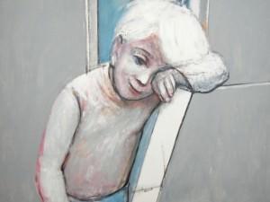 Ben by Robert Broderson (1920-1992)