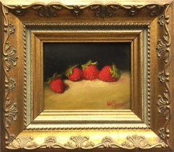 Strawberries by Bert Beirne