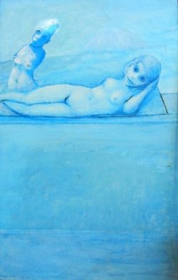 Blue Nudes by Robert Broderson