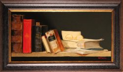 Books and Letter by Bert Beirne