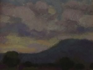 Bucks County Mountains by Al Gury