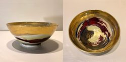 Celebration Bowl #1 by Sally Bowen Prange