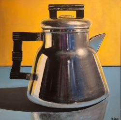 Coffee Pot II by Robert Box