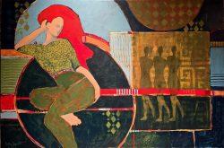 Looking Back by Kathy Daywalt