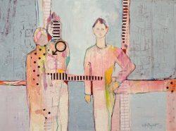 Standing in the Wings by Kathy Daywalt
