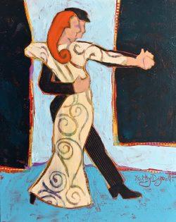 Tango No. 2 by Kathy Daywalt