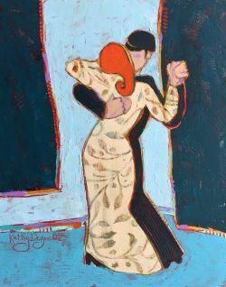 Tango No. 3 by Kathy Daywalt