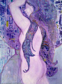 Violet Godiva by Kathy Daywalt