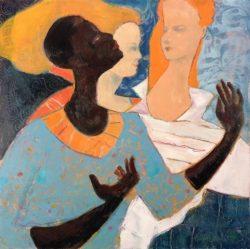 Three Part Harmony by Kathy  Daywalt