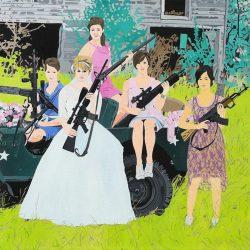 Dixie Wedding by Keiko Genka