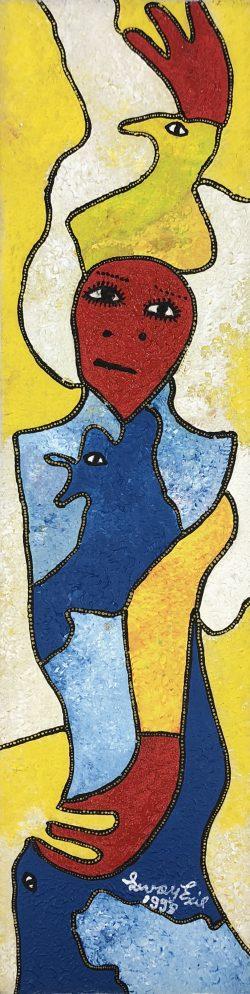 Les Loas  by Levoy Exil (1944-)