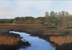 Fall in Palmetto Bluff #4 by Addison (Painter)