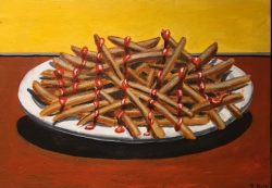 Frenc Fries by Robert Box