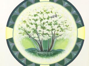 Fringe Tree by Robin Hanes