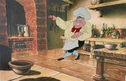 Louis the Chef by Walt Disney Studios