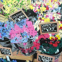Bouquet Bucket by Keiko Genka