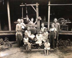 Mary Lee Murdock, Penland Weavers. Home Porch by Bayard Wootten