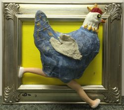Chick With the Great Legs by Susan Harb