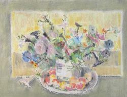 Petunias by Hobson  Pittman