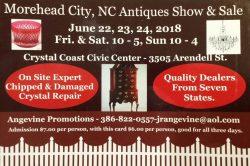 Morehead City Antique Show