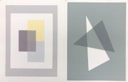 IX-2 by Josef Albers (1888-1976)