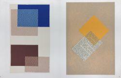 IX-3 by Josef Albers (1888-1976)