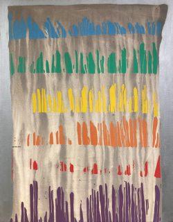 Five-Five by Mary Anne Keel Jenkins  (1929-2017)